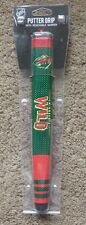 Minnesota Wild Putter Grip NHL with Removable Ball Marker