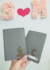 Personalize Passport Leather Cover ( TYPE A)