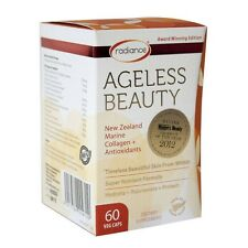 Radiance Ageless Beauty capsules - Anti aging skin nutrition, antioxidant
