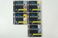 Richard Wagner Great Singers Sing Wagner 5 CD Melchior Hotter Flagstad ua(CD104)