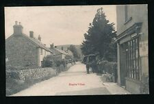 Somerset BLAGDON Village Post Office early Senior & Co PPC local delivery cart