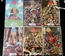 AGE of ULTRON; #1 - 5 + Variant (Marvel Comics) Comic Book