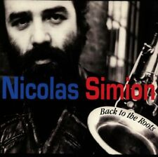 Nicolas Simion Back to the Roots GLEN FISHER Nicolas Simion Peter Perfido   Neu