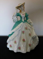 ROYAL WORCESTER Fashionable Victorians Figurine - Lady Sarah