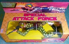 TOY SOLDIER - SPECIAL ATTACK FORCE - ARMY MARINE SAS COMMANDO - GULF WAR 1991