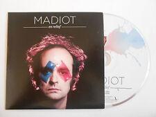MADIOT : EN RELIEF - A VOILE ET A VAPEUR [ CD ALBUM PROMO ] ~ PORT GRATUIT