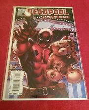 Deadpool Games Of Death one shot oneshot High Grade