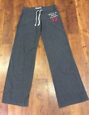 Grey LADIES Gilly Hicks Sydney Wide Leg Yoga Or Lounge Bottoms Size XS
