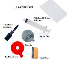 Kit Réparation Pare Brise Eclat Pr Voiture Auto Glass Verre DIY Outil Reparer HG