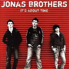 It's About Time - Jonas Brothers (CD 2006)