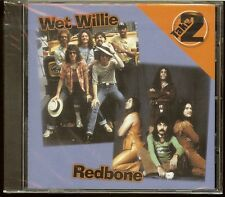 WET WILLIE REDBONE TAKE 2 Jimmy Hall Weekend Come And Get Your Love RARE NEW CD