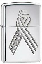 Zippo 28367 flag unity ribbon Lighter