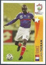 PANINI EURO 2008- #468-FRANCE-LILIAN THURAM IN ACTION