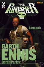 THE PUNISHER - GARTH ENNIS COLLECTION: BARRACUDA (Panini Comics, 2012)