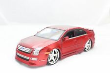 JADA 2006 FORD FUSION RED 1/24 Diecast Car NEW WITHOUT BOX