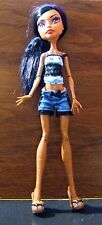 2013 MONSTER HIGH DEAD TIRED ROWBECCA STEAM DOLL LOT 10-10-3