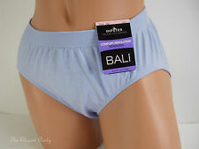 Bali Comfort Revolution Calzon Tipo Blue Hipster Panty, size 10/11