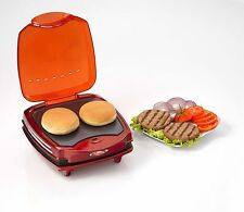 ARIETE 185 HAMBURGER MAKER PARTY TIME Piastra Toast panini piadine 1200W