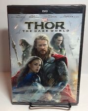 Thor: The Dark World(DVD,2014)Like NEW- Disc not used - Free Shipping