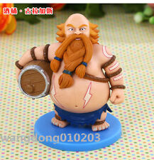 LOL League of Legends limited edition Rabble Rouser Gragas figure Free shipping