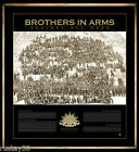 THE SPIRIT OF ANZAC BROTHERS IN ARMS 100 YEARS OF GALLIPOLI PRINT CHEOPS PYRAMID