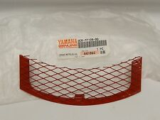 NOS YAMAHA 8CR-77109-00-00 HOOD LOUVER #5 RED MM600 VT500 VX700 MM700 PZ500