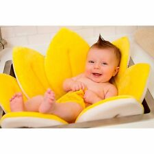 Blooming Bath Soft Newborn Sink Flower Wash Tub Folding Bending Petals Play Mat