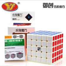 NEW Magic ABS Ultra-smooth Professional Speed Cube Rubik's 5X5X5 Puzzle Twist