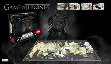 GAME OF THRONES 4D Cityscape Map of Westeros 1500pcs 3D PUZZLE NEW