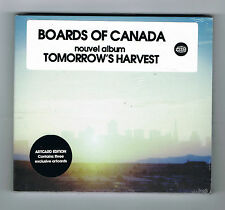 BOARDS OF CANADA - TOMORROW'S HARVEST - CD NEUF NEW NEU