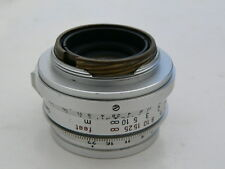 "Leica SM LTM screw mount 35mm f:2.8 Summaron lens NICE ""LQQK"""