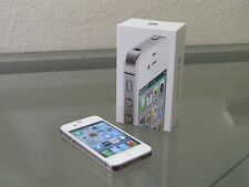New! Apple iPhone 4S 64GB White AT&T T-Mobile GSM Factory Unlocked Smartphone