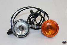 09 HARLEY-DAVIDSON SPORTSTER 883 XL883 Front Turn Signal Blinker Missing Lens