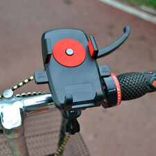 Universal Motorcycle Bike Bicycle Handlebar Mount Holder for iPhone 6 Cell Phone