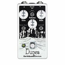 Earthquaker Devices Dunes Mini Mega Ultimate Overdrive Distortion Guitar Pedal