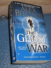The Ghost War by Alex Berenson *FREE SHIPPING* 9780515145823