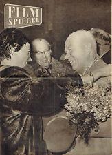 FILMSPIEGEL 6/1959 KARL EDUARD VON SCHNITZLER (FS626)
