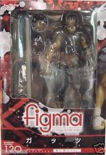 Used Max Factory FIGMA BERSERK Guts Black Swordman Ver.