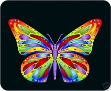 Butterfly - Colorful Art Mouse Pad - Free Personalizing!
