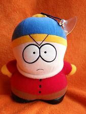 "Vintage South Park Eric Cartman Soft toy 8"" tall hard feet sucker for hanging up"