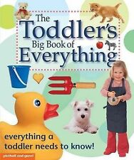 Chez Picthall The Toddler's Big Book of Everything Very Good Book