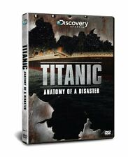 Titanic - Anatomy Of A Disaster - DVD - BRAND NEW SEALED