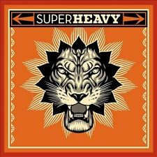 Superheavy by SuperHeavy CD, Sep-2011 NEW