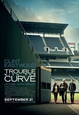 POSTER DI NUOVO IN GIOCO CLINT EASTWOOD TROUBLE WITH THE CURVE MOVIE CINEMA #1