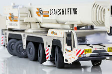 NZG AUSTRALIAN Terex AC200-1 Mobile Crane CQ Group by Drake Diecast - Scale 1:50