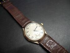 Vintage Daphne art deco Solid Gold Watch Manual Wind Circa 1940s working well