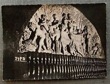 EPERNAY CHAMPAGNE MERCIER BAS RELIEF  CAVES   postcard