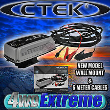 CTEK PRO BATTERY CHARGER 25AMP SUIT AGM GEL WET TYPE BATTERIES CARAVAN MXS25EC