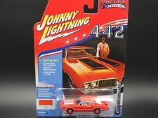 1970 OLDS CUTLASS 442 S W-31  2017 JOHNNY LIGHTNING MUSCLE CAR USA VERSION C