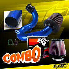 12-15 Chevy Sonic 1.8L 4cyl Blue Cold Air Intake + K&N Air Filter